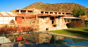 David De Long su Frank Lloyd Wright