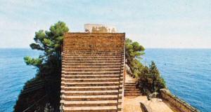 Curzio Malaparte e la sua casa a Capri
