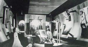 Nove storie sulla tappezzeria. #4: Frederick Kiesler e Marc Dessauce