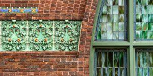 Nove storie sulla tappezzeria. #8:Louis Sullivan e Frank Lloyd Wright
