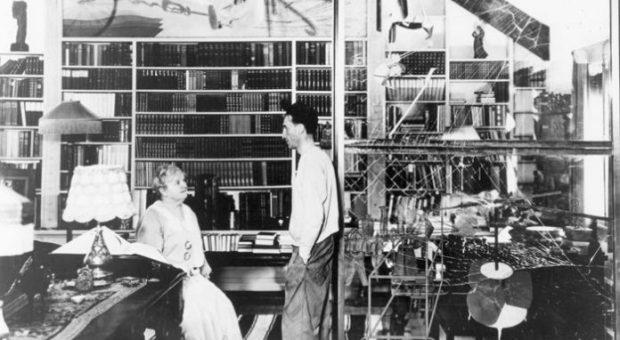 Nove storie sulla tappezzeria. #2: Duchamp e Katherine Sofie Dreier